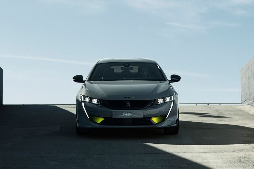 508 Peugeot Sport Engineered Concept shown ahead of Geneva debut – electric AWD, 0-100 km/h in 4.3s! Image #924471