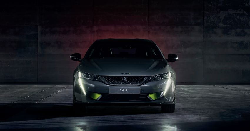 508 Peugeot Sport Engineered Concept shown ahead of Geneva debut – electric AWD, 0-100 km/h in 4.3s! Image #924464