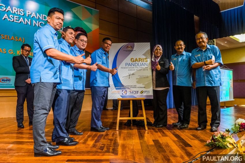 Label ASEAN NCAP bagi kenderaan diperkenal, bantu pengguna untuk jadi lebih peka soal keselamatan Image #920868