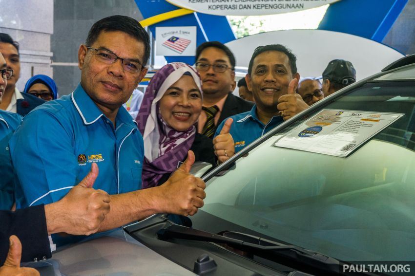 Label ASEAN NCAP bagi kenderaan diperkenal, bantu pengguna untuk jadi lebih peka soal keselamatan Image #920869