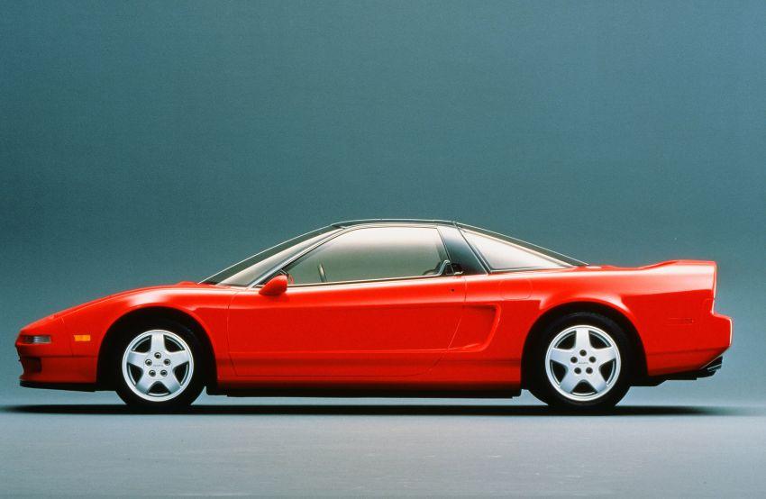 VIDEO: Honda NSX celebrates its 30th anniversary Image #920109