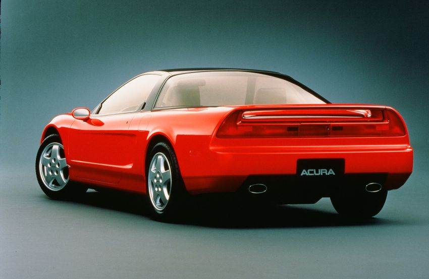 VIDEO: Honda NSX celebrates its 30th anniversary Image #920110