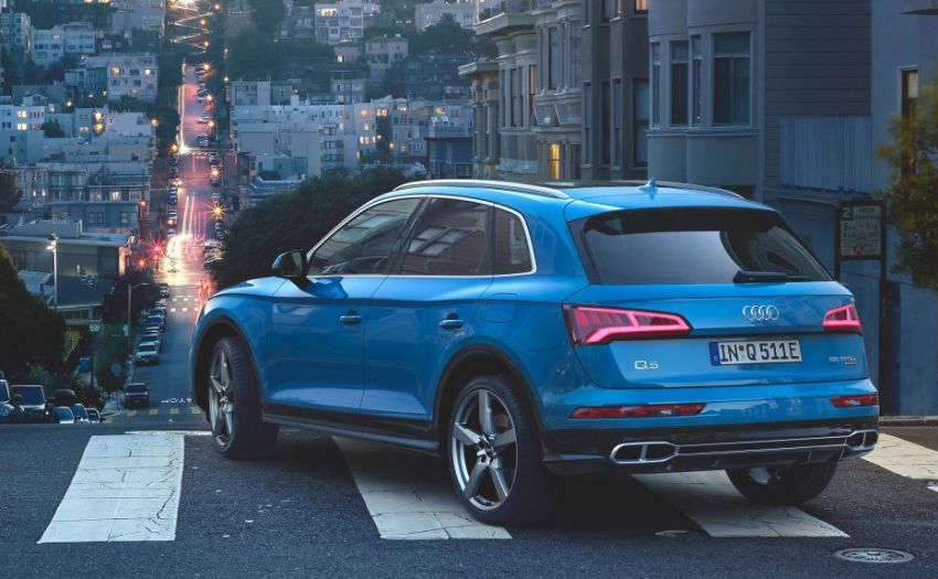 Audi A6, A7, A8 and Q5 TFSI e plug-in hybrids debut Image #925288