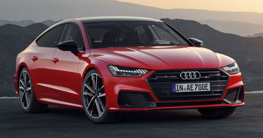 Audi A6, A7, A8 and Q5 TFSI e plug-in hybrids debut Image #925281