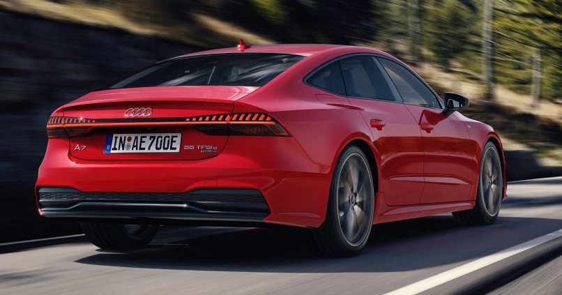 Audi A6, A7, A8 and Q5 TFSI e plug-in hybrids debut Image #925283