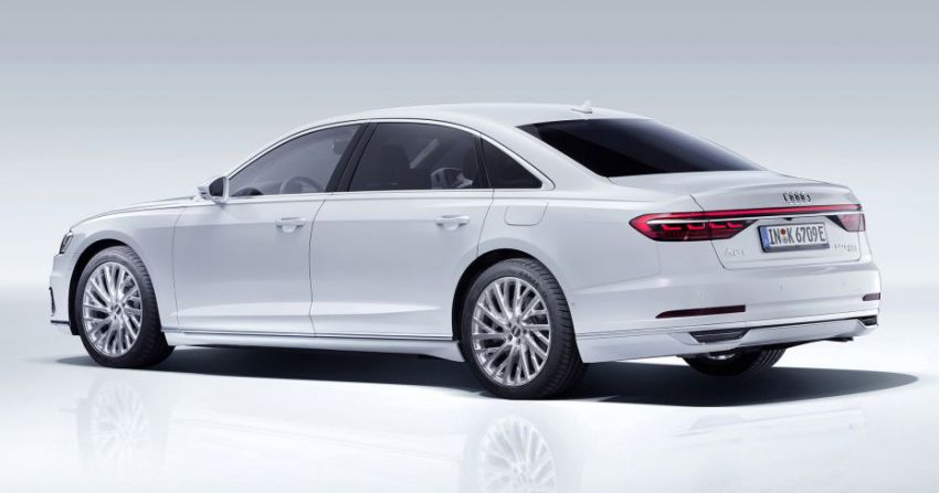 Audi A6, A7, A8 and Q5 TFSI e plug-in hybrids debut Image #925284