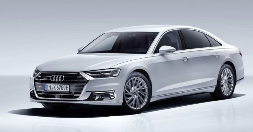 Audi A6, A7, A8 and Q5 TFSI e plug-in hybrids debut Image #925285