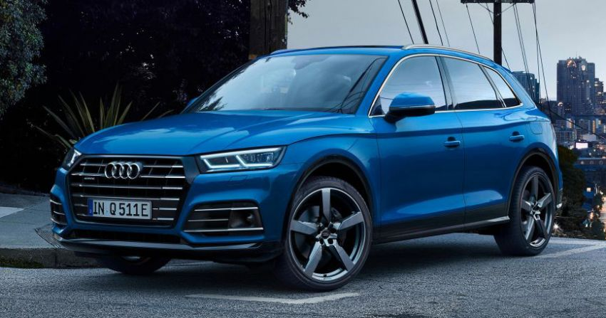 Audi A6, A7, A8 and Q5 TFSI e plug-in hybrids debut Image #925287