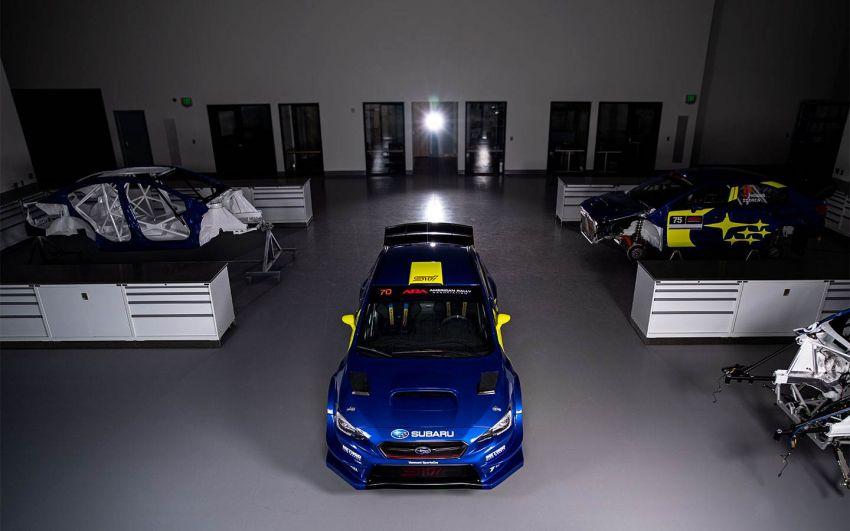 Oliver Solberg, 17-tahun, kini berlumba untuk Subaru Rally Team USA dengan <em>livery</em> biru-kuning klasik! Image #922176