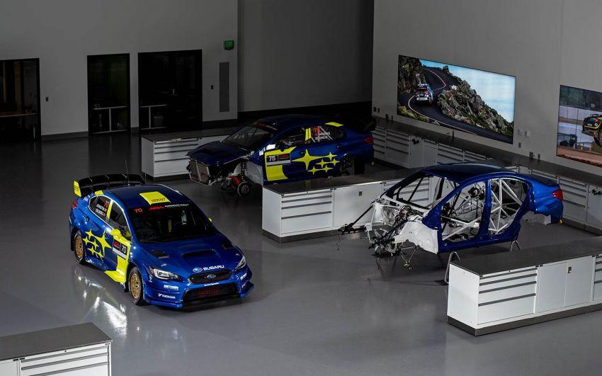 Oliver Solberg, 17-tahun, kini berlumba untuk Subaru Rally Team USA dengan <em>livery</em> biru-kuning klasik! Image #922179