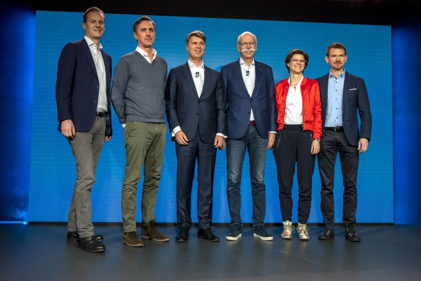 BMW and Daimler join forces to provide mobility services – 1 billion euros for 5 separate joint ventures Image #925451
