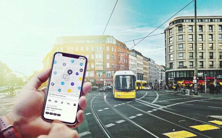 BMW and Daimler join forces to provide mobility services – 1 billion euros for 5 separate joint ventures Image #925461