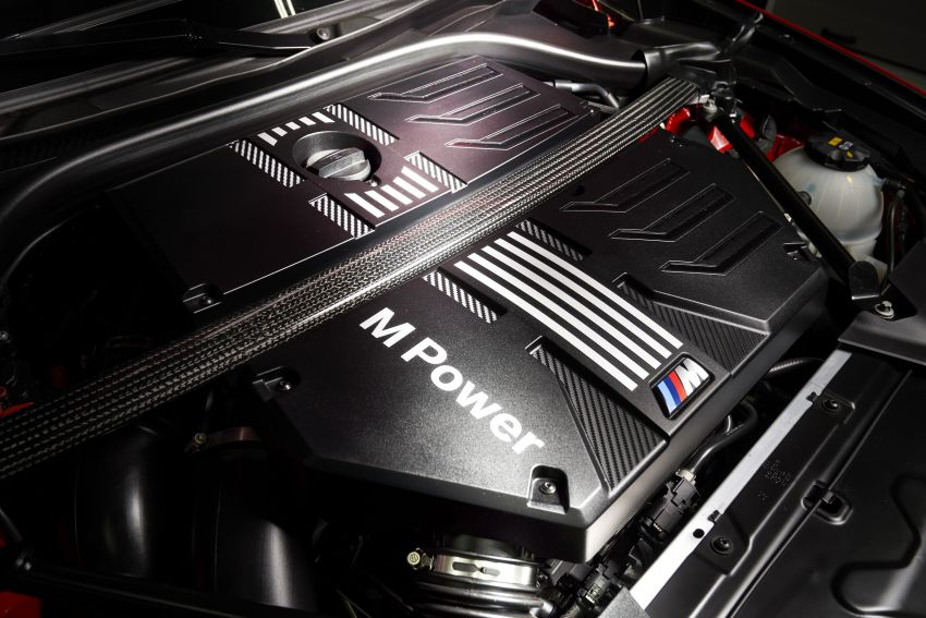 F97 BMW X3 M, F98 X4 M revealed with up to 510 hp Image #921318