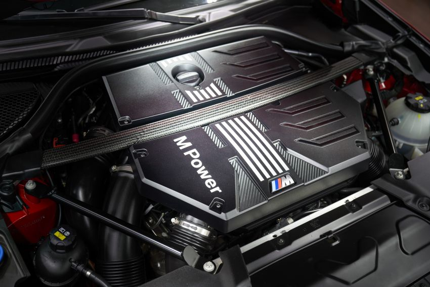 F97 BMW X3 M, F98 X4 M revealed with up to 510 hp Image #921320
