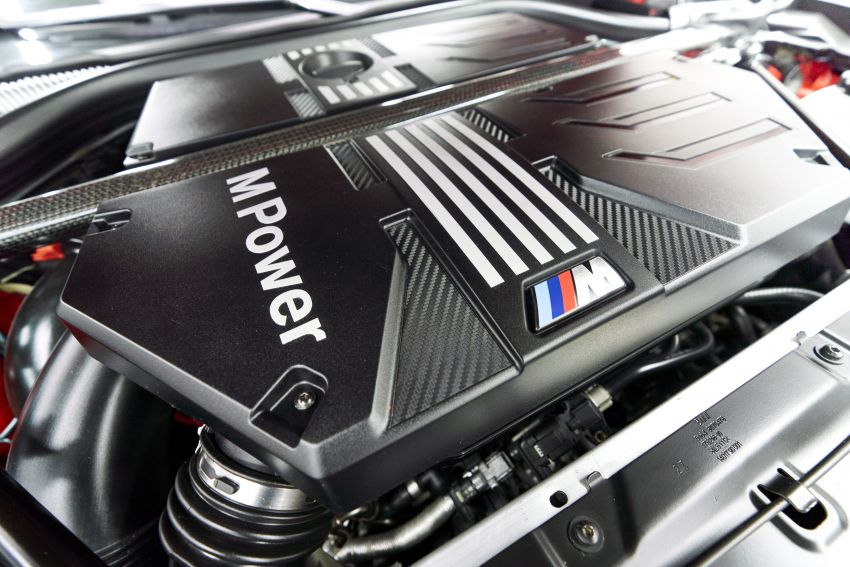 F97 BMW X3 M, F98 X4 M revealed with up to 510 hp Image #921326