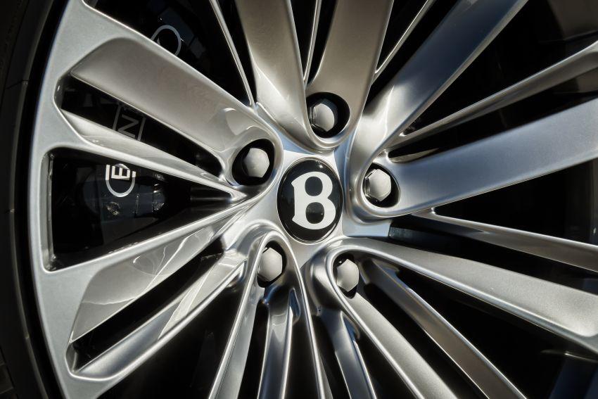 Bentley Bentayga Speed diperkenalkan sebagai SUV paling laju di dunia – mampu cecah hingga 306 km/j! Image #922284
