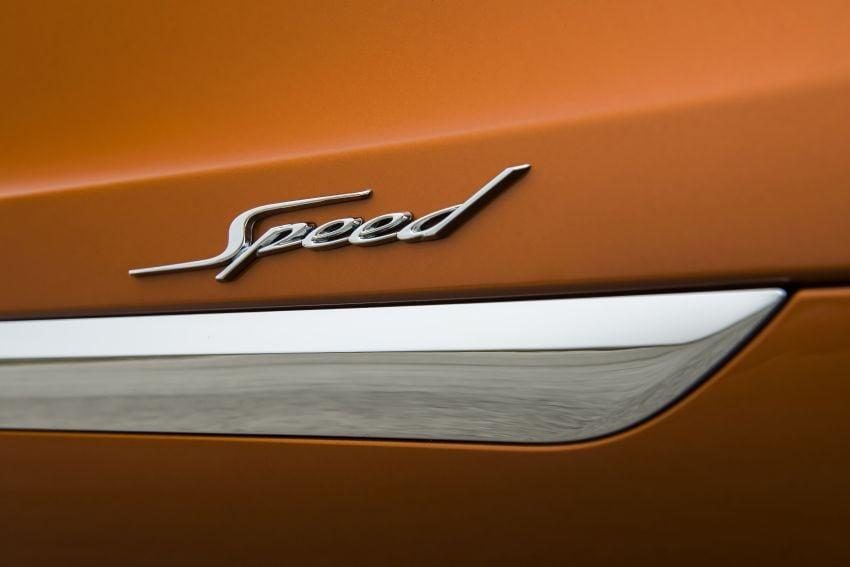 Bentley Bentayga Speed diperkenalkan sebagai SUV paling laju di dunia – mampu cecah hingga 306 km/j! Image #922285