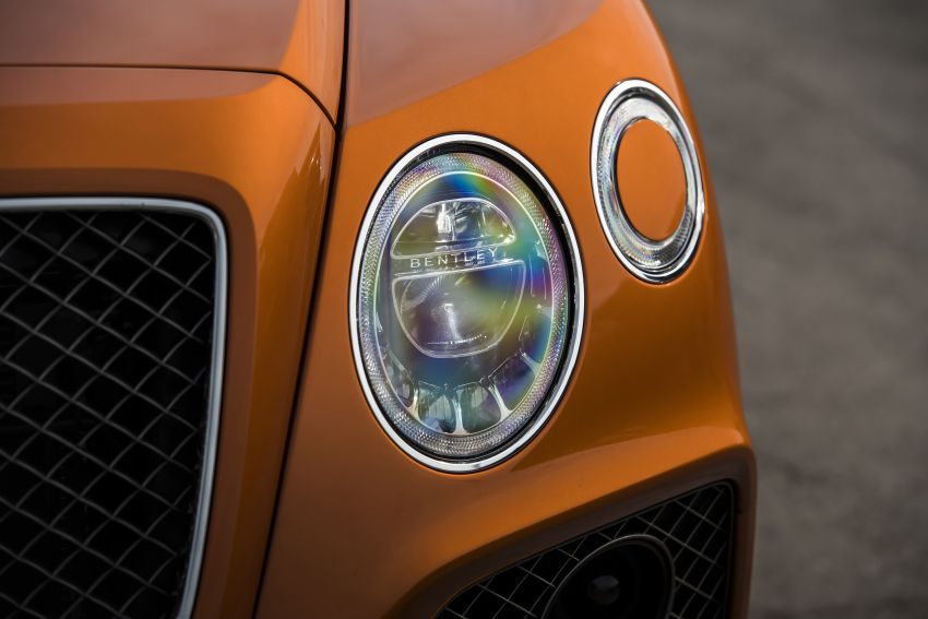 Bentley Bentayga Speed diperkenalkan sebagai SUV paling laju di dunia – mampu cecah hingga 306 km/j! Image #922291