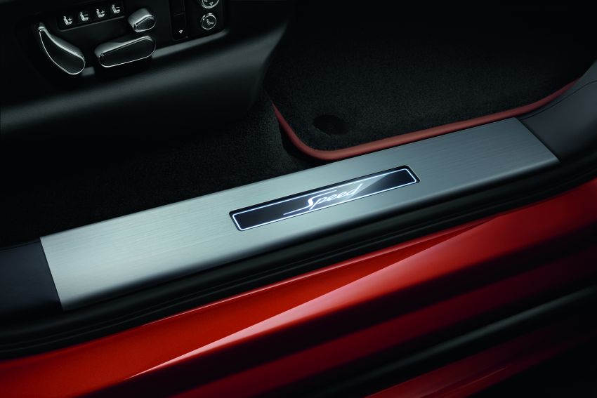 Bentley Bentayga Speed diperkenalkan sebagai SUV paling laju di dunia – mampu cecah hingga 306 km/j! Image #922296