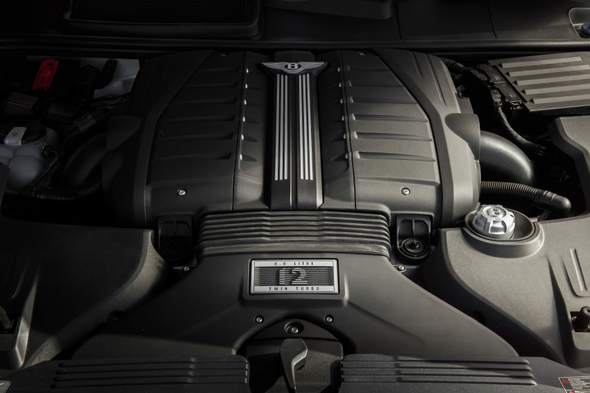 Bentley Bentayga Speed diperkenalkan sebagai SUV paling laju di dunia – mampu cecah hingga 306 km/j! Image #922304