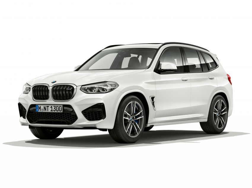 F97 BMW X3 M, F98 X4 M revealed with up to 510 hp Image #921338