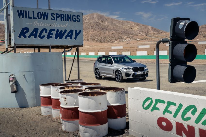 F97 BMW X3 M, F98 X4 M revealed with up to 510 hp Image #921407