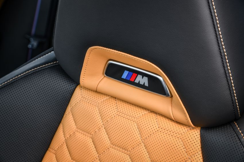 F97 BMW X3 M, F98 X4 M revealed with up to 510 hp Image #921493