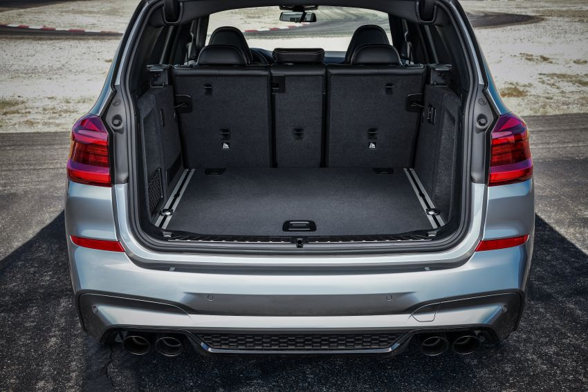 F97 BMW X3 M, F98 X4 M revealed with up to 510 hp Image #921501