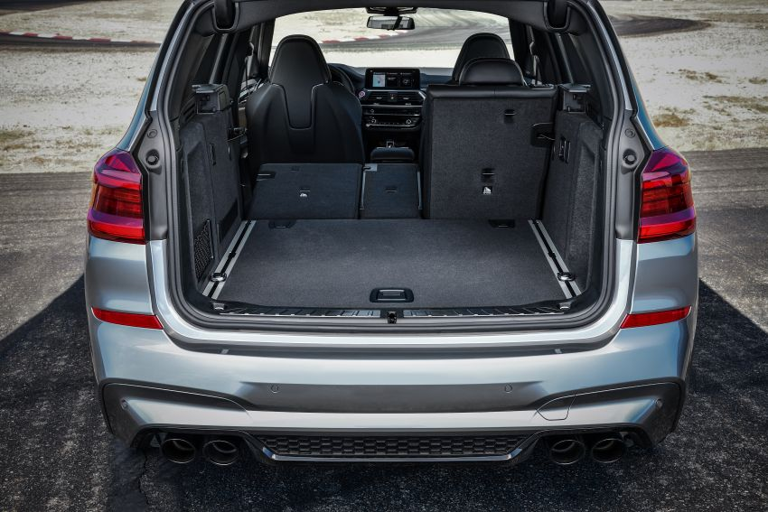 F97 BMW X3 M, F98 X4 M revealed with up to 510 hp Image #921502