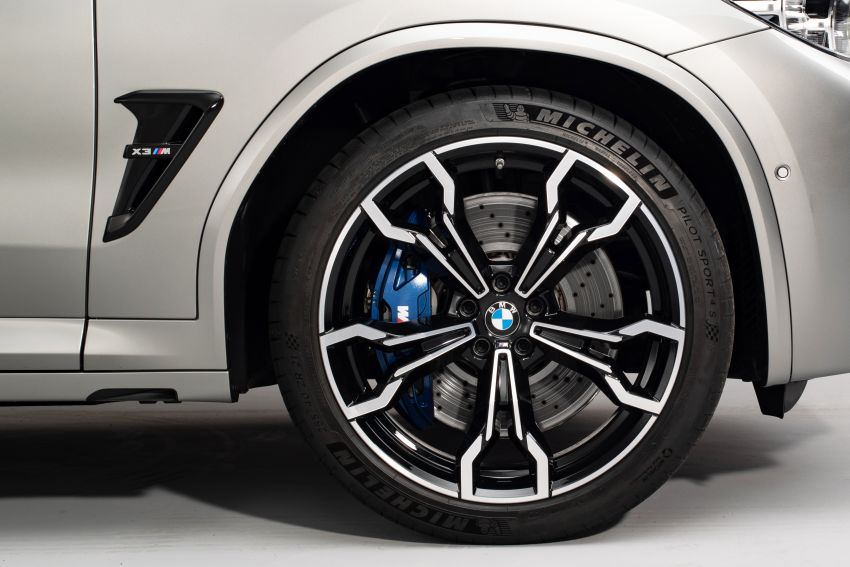F97 BMW X3 M, F98 X4 M revealed with up to 510 hp Image #921507