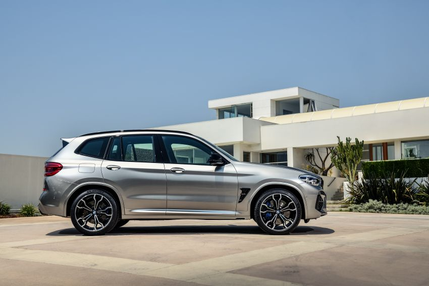 F97 BMW X3 M, F98 X4 M revealed with up to 510 hp Image #921359