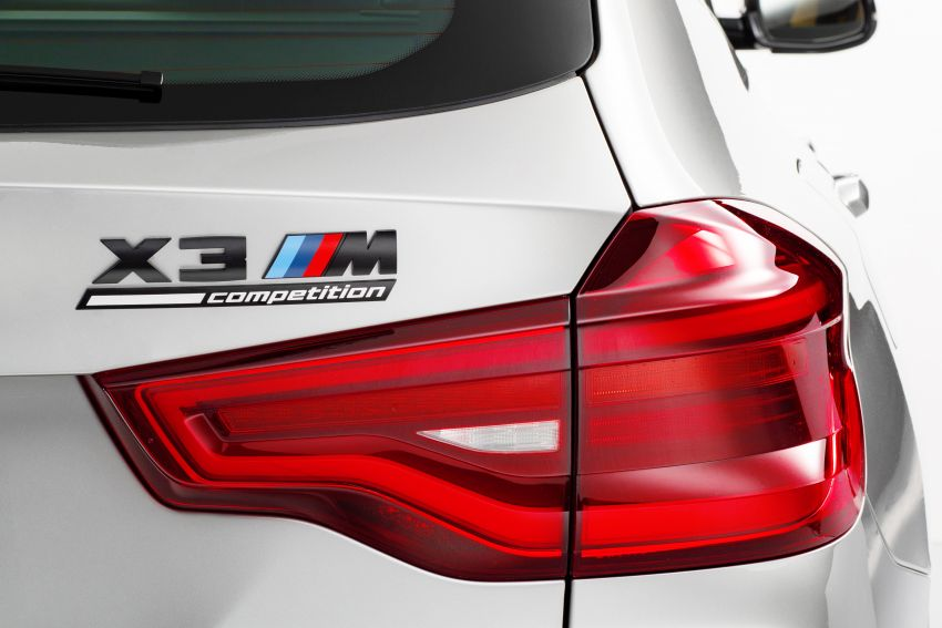 F97 BMW X3 M, F98 X4 M revealed with up to 510 hp Image #921516