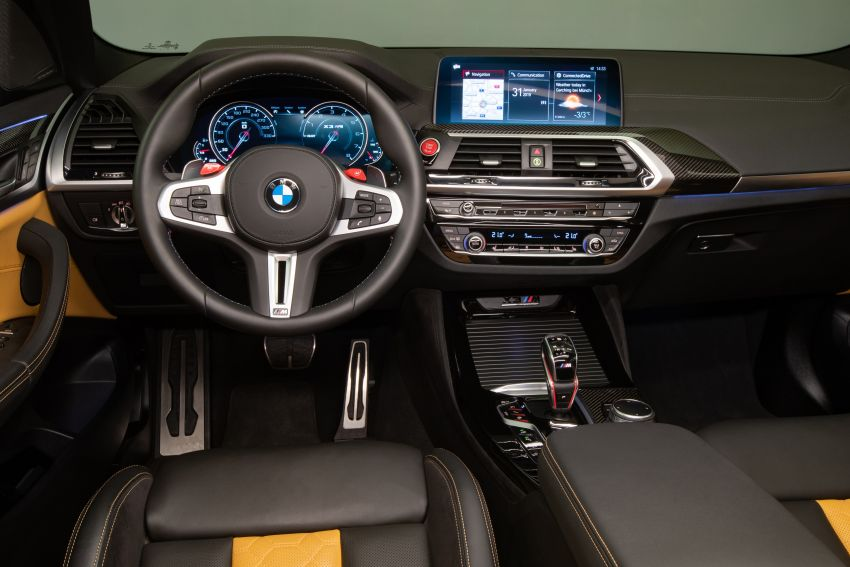 F97 BMW X3 M, F98 X4 M revealed with up to 510 hp Image #921520