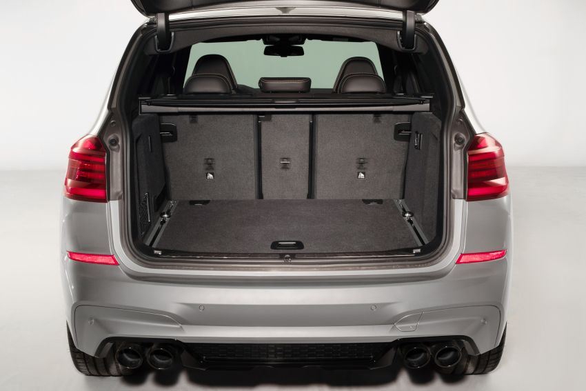 F97 BMW X3 M, F98 X4 M revealed with up to 510 hp Image #921532