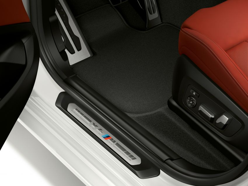 F97 BMW X3 M, F98 X4 M revealed with up to 510 hp Image #921544