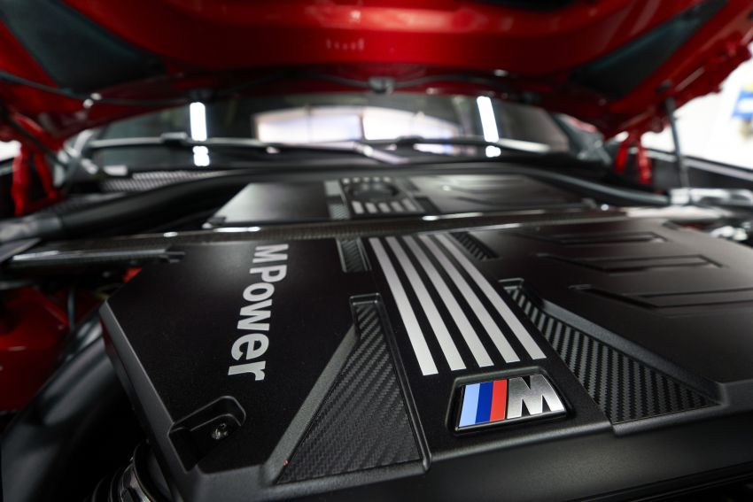 F97 BMW X3 M, F98 X4 M revealed with up to 510 hp Image #921546