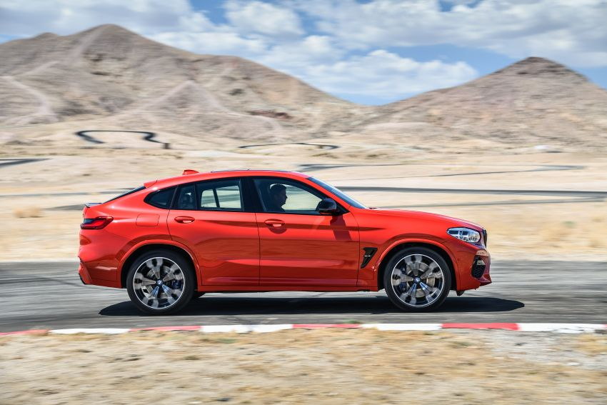 F97 BMW X3 M, F98 X4 M revealed with up to 510 hp Image #921588