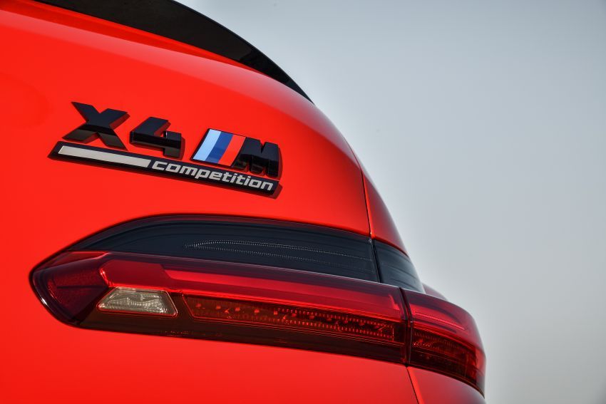 F97 BMW X3 M, F98 X4 M revealed with up to 510 hp Image #921602