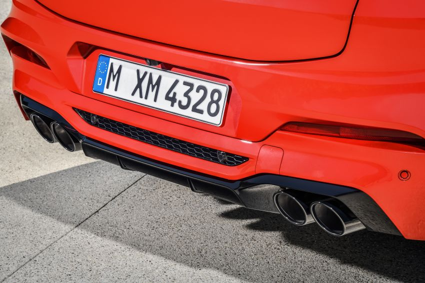 F97 BMW X3 M, F98 X4 M revealed with up to 510 hp Image #921603