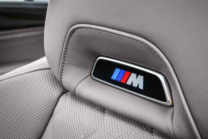 F97 BMW X3 M, F98 X4 M revealed with up to 510 hp Image #921612