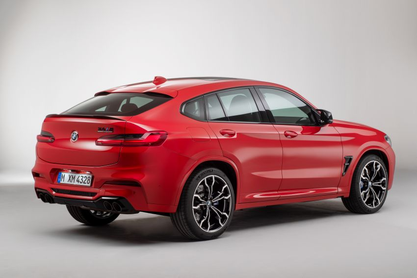 F97 BMW X3 M, F98 X4 M revealed with up to 510 hp Image #921623