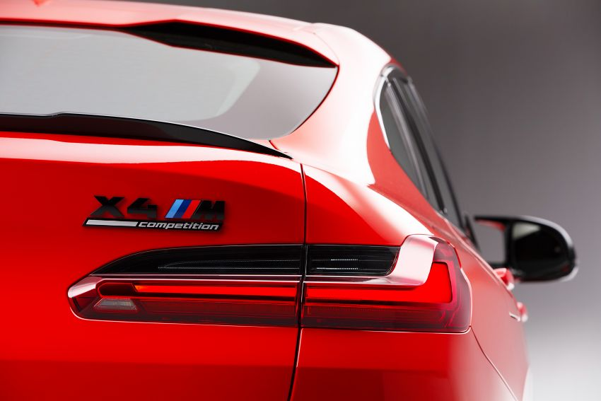 F97 BMW X3 M, F98 X4 M revealed with up to 510 hp Image #921624