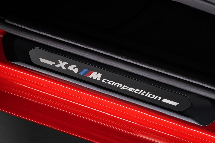 F97 BMW X3 M, F98 X4 M revealed with up to 510 hp Image #921636