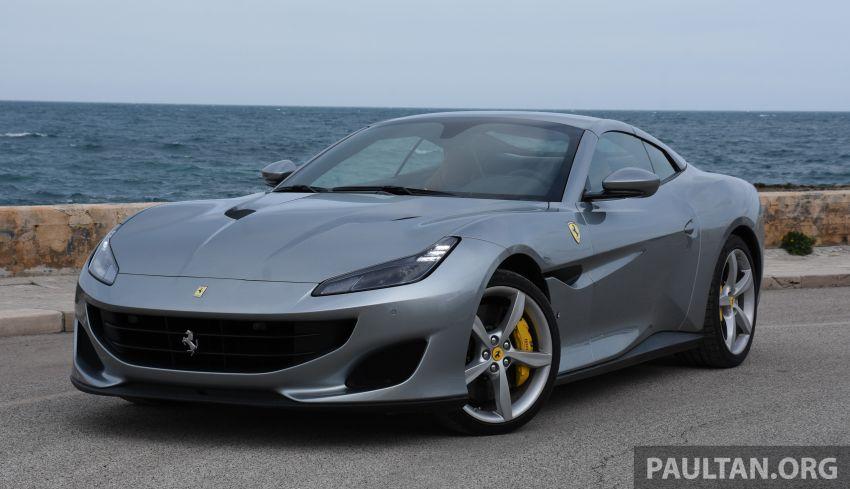 DRIVEN: Ferrari Portofino – bolder and broader appeal Image #926639