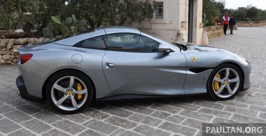 DRIVEN: Ferrari Portofino – bolder and broader appeal Image #926649