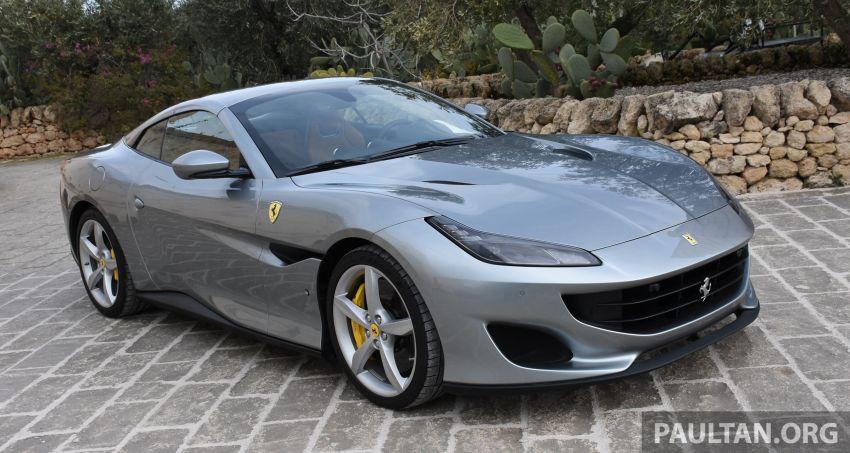 DRIVEN: Ferrari Portofino – bolder and broader appeal Image #926650