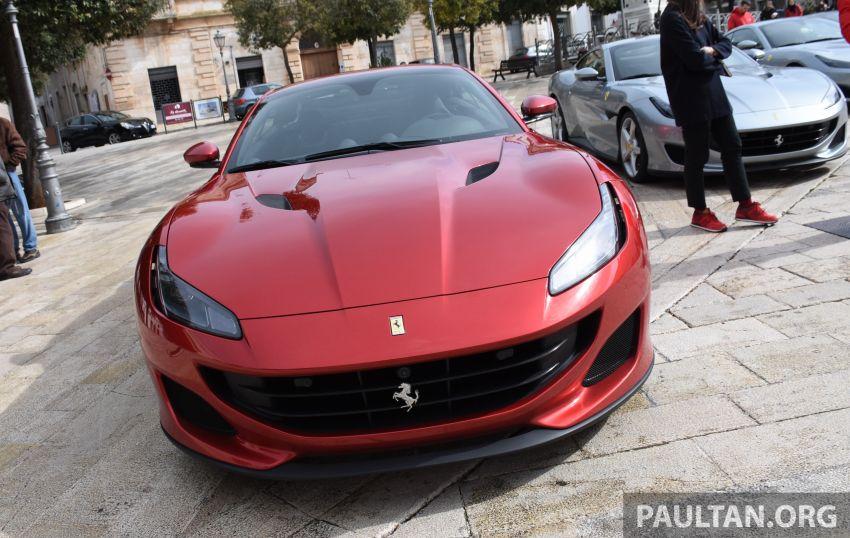 DRIVEN: Ferrari Portofino – bolder and broader appeal Image #926652