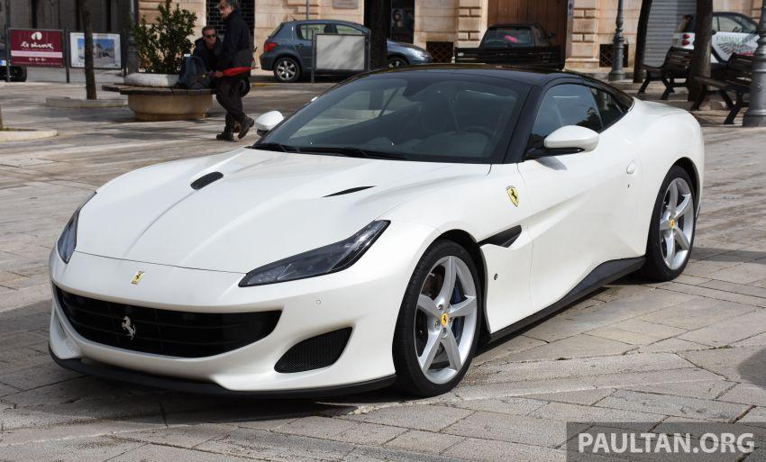 DRIVEN: Ferrari Portofino – bolder and broader appeal Image #926654