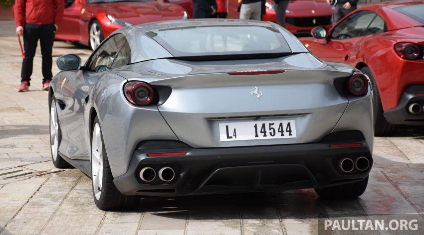 DRIVEN: Ferrari Portofino – bolder and broader appeal Image #926657