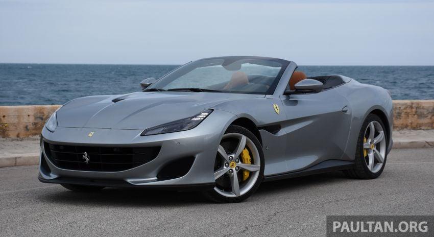 DRIVEN: Ferrari Portofino – bolder and broader appeal Image #926640